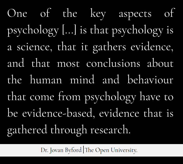 Forensic Psychology Quote
