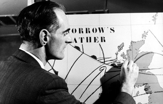 George Cowling 1954 BBC